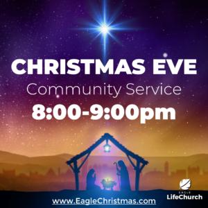 Christmas Eve Community Service @ Eagle LifeChurch | Sanctuary | Eagle | Idaho | United States