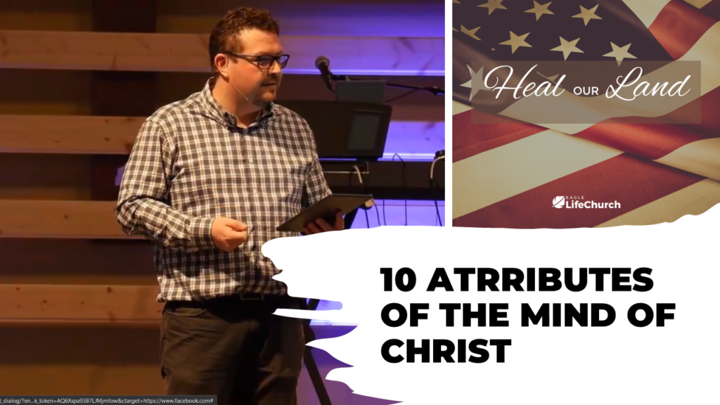 10 Attributes of the Mind of Christ