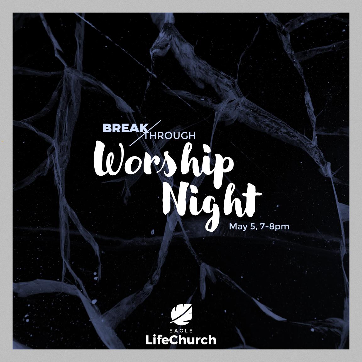 Breakthrough Worship Night